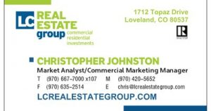 Christopher D. Johnston Market Analyst | Commercial Marketing Manager