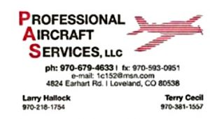 Professional Aircraft Services